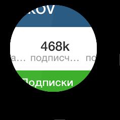накрутка подписчиков в инстаграм и вк